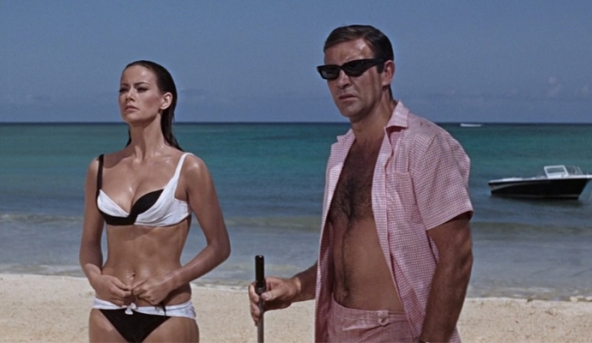 bond girls test of time