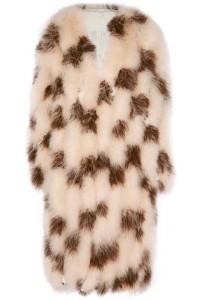 Chloe fur coat
