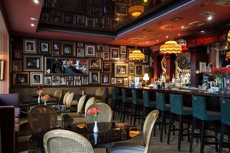 st petersburg jazz bar